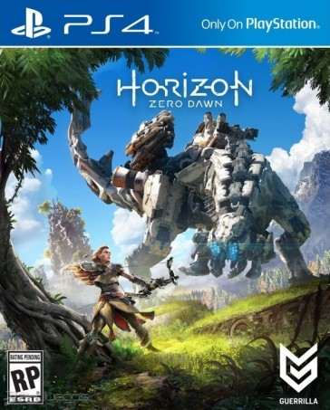 "JUEGO SONY PS4 ""HORIZON: ZERO DAWN"""