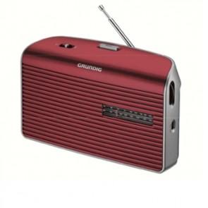 RADIO GRUNDIG MUSIC 60 GRN1540 ROJO