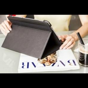 """FUNDA TABLET SILVER  BASIC (9""""-10,1"""") 930540 NEGRO"""