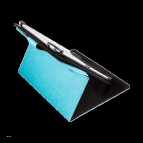 "FUNDA TABLET SILVER 9-10.1"" AZUL ROTATORY 360"