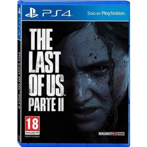 """JUEGO SONY PS4 """"THE LAST OF US 2"""""""