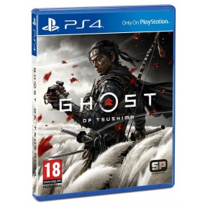 "JUEGO SONY PS4 ""GHOST OF TSUSHIMA"""