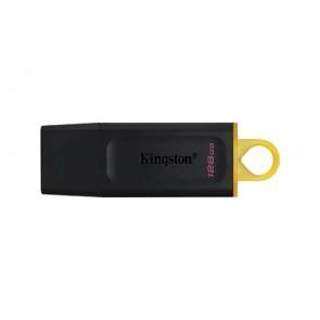 MEMORIA USB KINGSTON 128GB 3.2 DT EXODIA NEGRO/AMARILLO (Electrodomesticos)
