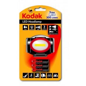 LINTERNA FRONTAL KODAK LED 5W 300 LUMENS (Electrodomesticos)