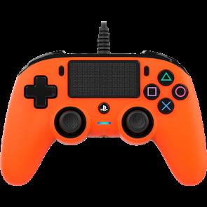 MANDO PS4 NACON COMPACT NARANJA (Electrodomesticos)