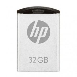 MEMORIA USB HP 32GB V222W USB 2.0 PLATA