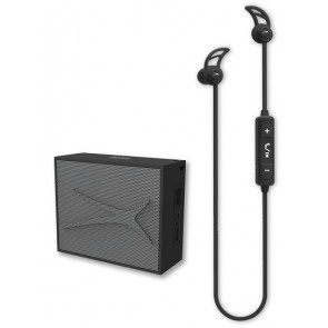 AURICULAR+ALTAVOZ ALTEC URBAN BLACK