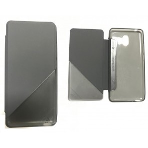 FUNDA WIKO SMART FOLIO LENNY5 DARK GREY