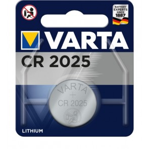 PILA VARTA CR2025 6025112401 LITIO 3V