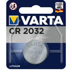 PILA VARTA CR2032 6032112401 LITIO 3V