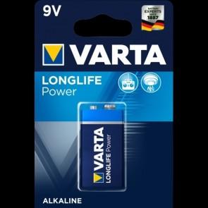 PILA VARTA 4922 6LR61 HIGH ENERGY 1UNID. 9V.