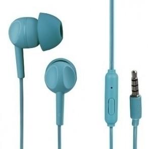 AURICULARES BOTON+MIC THOMSON 132483 EAR 3005 TURQ