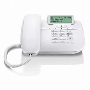 TELEFONO GIGASET DA611 BLANCO MANOS LIBRES