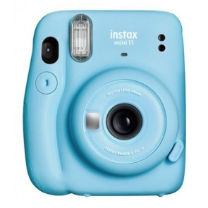 CAMARA FOTO FUJIFILM INSTAX MINI 11 SKY BLUE TH EX