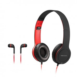 AURICULAR MARS GAMING MHCX INTRA+HEADSET