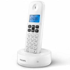 TELEFONO PHILIPS INALAMBRICO D1611W/34 MANOS LIBRES BLANCO (Electrodomesticos)