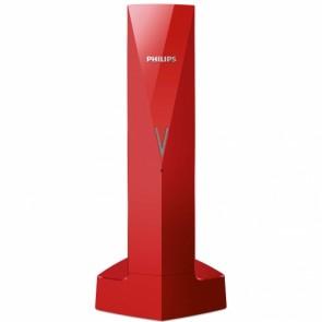 TELEFONO PHILIPS V DISEÑO INALAMBRICO M3501R/23 ROJO (Electrodomesticos)