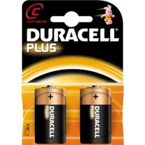 PILA DURACELL C (LR 14) PLUS POWER 2KP (BLISTER 2)