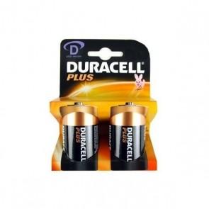 PILA DURACELL D (LR 20) PLUS POWER 2KP (BLISTER 2)