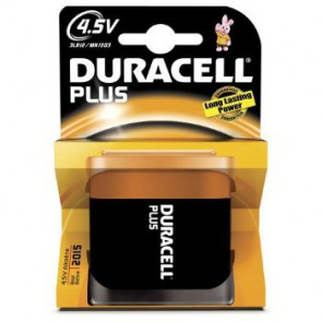 PILA DURACELL PETACA 4,5V (3LR12) K1 Plus