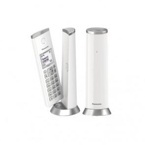 TELEFONO PANASONIC KX-TGK22SPW VERTICAL DUO