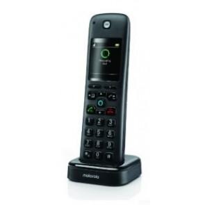 TELEFONO MOTOROLA AXH ALEXA NEGRO MANOS LIBRES (Electrodomesticos)