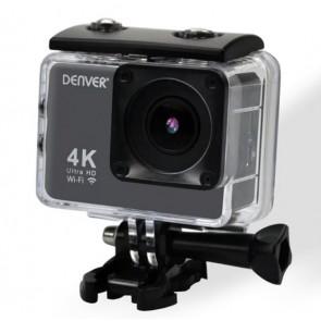 CAMARA VIDEO DENVER ACK8062W 4K DEPORTIVA