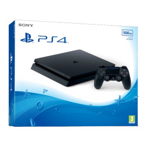 CONSOLA SONY PS4 500GB