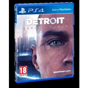 "JUEGO SONY PS4 ""DETROIT:BECOME HUMAN"""