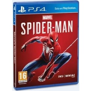 "JUEGO SONY PS4 ""MARVEL'S SPIDER-MAN"""