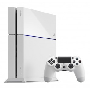 CONSOLA SONY PS4 500GB WHITE