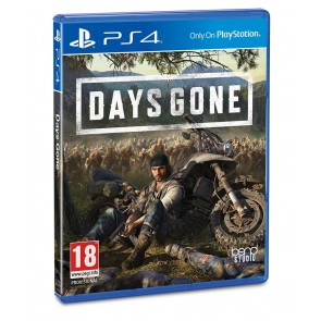 "JUEGO SONY PS4 ""DAYS GONE"""