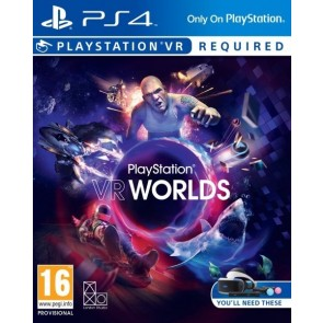 "JUEGO SONY PS4 ""VR WORLDS VR"""