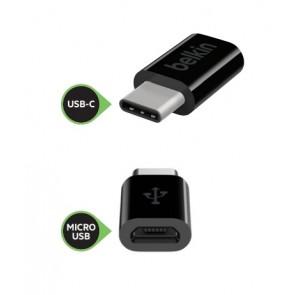 ACCESORIO BELKIN ADAPTADOR MICRO USB A TIPO C