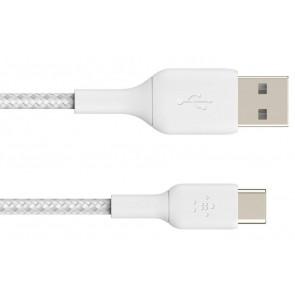 CABLE BELKIN USB-A A USB-C  3M NEGRO