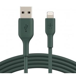 CABLE BELKIN LIGHTNING USB 1.2M VERDE