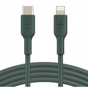 CABLE BELKIN LIGHTNING A USB-C 1M GREEN