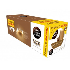 PACK 3 CAJAS DOLCE GUSTO CAFE AU LAIT PACK AHORRO