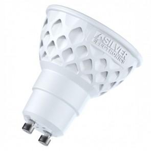 BOMBILLA LED SILVER 460110 4W 5000K GU10 390LM