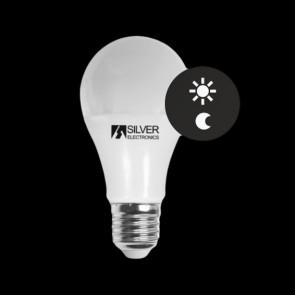 BOMBILLA LED SILVER 602423 ESTANDAR 7W C/SENSOR 30