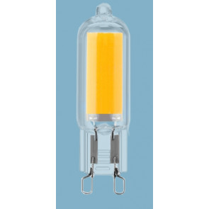 BOMBILLA LED SILVER 1130430 G9 ECO 3W 3000K
