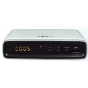 SINTONIZADOR DIGITAL NEVIR NVR-2596TDT2P HD USB NEGRO
