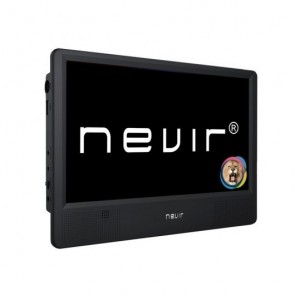 MINI LED PORTATIL NEVIR 10 NVR-7302-TDT210P TDT HD