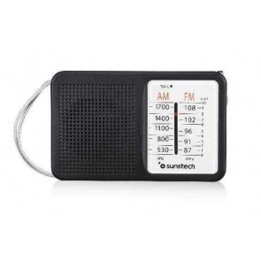 RADIO SUNSTECH RPS-411 BLIS BLACK