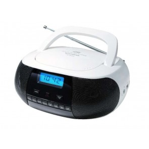RADIO CD SUNSTECH CRUSM400 CD MP3 USB