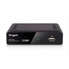 SINTONIZADOR TDT ENGEL RT5130T2 DVB-T2 HD GRABADOR