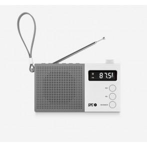 RADIO SPC 4578B JETTY MAX BLANCA BATERIA