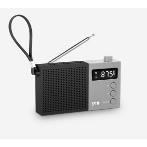 RADIO SPC 4578N JETTY MAX NEGRA BATERIA