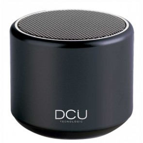 MINI ALTAVOZ DCU BLUETOOTH 3W NEGRO