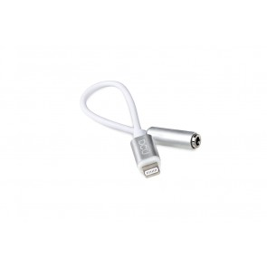 ADAPTADOR MFI LIGHTNING/JACK 3,5MM DCU 34101275